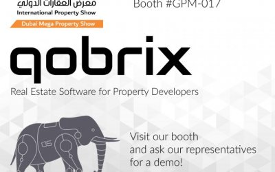 Qobrix to participate in the International Property Show in Dubai