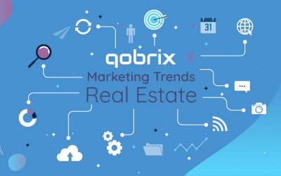 What marketing trends should Real Estate companies follow in 2019