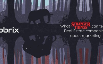 """What """"Stranger Things"""" can teach Real Estate companies about marketing"""