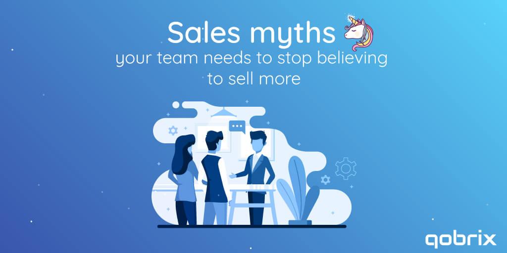 sales myths