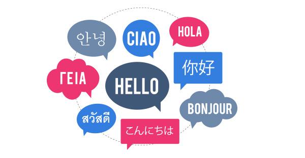 Build multilingual websites