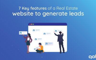 7 Key features of a Real Estate website to generate leads