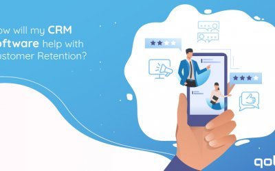 How will my CRM software help with Customer Retention?