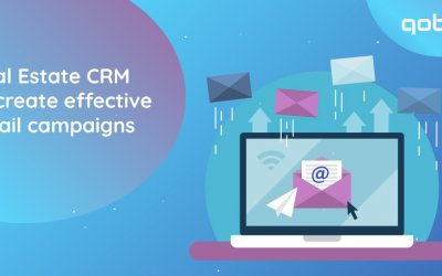 Using your Real Estate CRM to create effective email campaigns