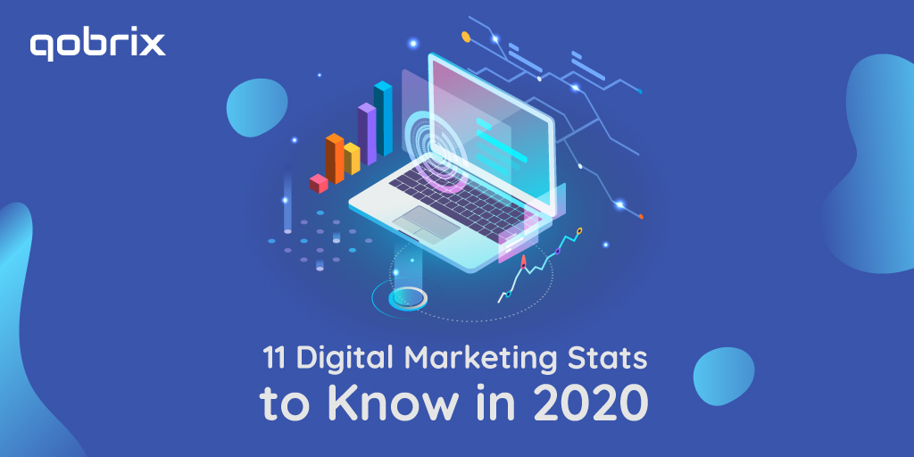 11 Digital Marketing Stats to Know in 2020