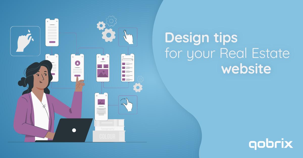 Design tips for your Real Estate website